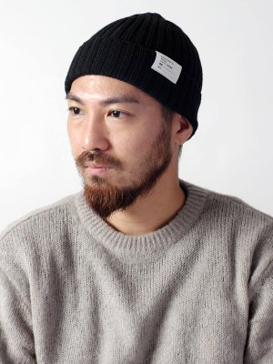 <img class='new_mark_img1' src='//img.shop-pro.jp/img/new/icons15.gif' style='border:none;display:inline;margin:0px;padding:0px;width:auto;' />【Racal】 Standard Knit CAP 18winter  -7色展開-
