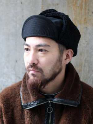 <img class='new_mark_img1' src='//img.shop-pro.jp/img/new/icons20.gif' style='border:none;display:inline;margin:0px;padding:0px;width:auto;' />(30%OFF) 【Ray's Store限定】【Racal】 ボアフライトCAP -1色展開-