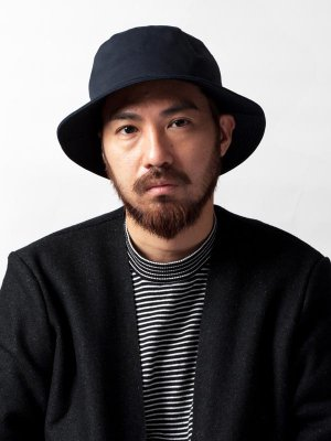 <img class='new_mark_img1' src='//img.shop-pro.jp/img/new/icons15.gif' style='border:none;display:inline;margin:0px;padding:0px;width:auto;' />【Racal】Bucket Hat -4色展開-