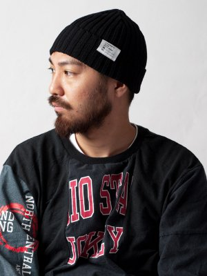 <img class='new_mark_img1' src='//img.shop-pro.jp/img/new/icons15.gif' style='border:none;display:inline;margin:0px;padding:0px;width:auto;' />【Racal】 Standard Knit CAP 19summer  -6色展開-