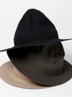 <img class='new_mark_img1' src='https://img.shop-pro.jp/img/new/icons24.gif' style='border:none;display:inline;margin:0px;padding:0px;width:auto;' />30%OFF【Racal】Typewriter Mountain Hat / タイプライターマウンテンハット -3色展開-