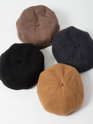 <img class='new_mark_img1' src='//img.shop-pro.jp/img/new/icons24.gif' style='border:none;display:inline;margin:0px;padding:0px;width:auto;' />30%OFF【Racal】HO 8Panel Beret Casket / HO 8パネル ベレーキャスケット -4色展開-