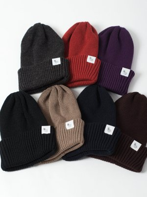 <img class='new_mark_img1' src='//img.shop-pro.jp/img/new/icons24.gif' style='border:none;display:inline;margin:0px;padding:0px;width:auto;' />30%OFF【Racal】Long Knit Cap / ロングニットワッチキャップ -7色展開-