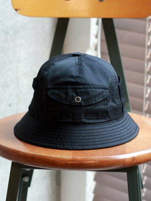 <img class='new_mark_img1' src='//img.shop-pro.jp/img/new/icons20.gif' style='border:none;display:inline;margin:0px;padding:0px;width:auto;' />20%OFF 【Indietro Association】 Pocket metro hat -2色展開-