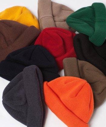<img class='new_mark_img1' src='https://img.shop-pro.jp/img/new/icons15.gif' style='border:none;display:inline;margin:0px;padding:0px;width:auto;' />【Racal】Roll Knit CAP -10色展開-