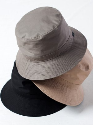 <img class='new_mark_img1' src='//img.shop-pro.jp/img/new/icons20.gif' style='border:none;display:inline;margin:0px;padding:0px;width:auto;' />20%OFF 【Racal】Big Bucket Hat SU2 / ビッグシルエットバケットハット SU2 -3色展開-
