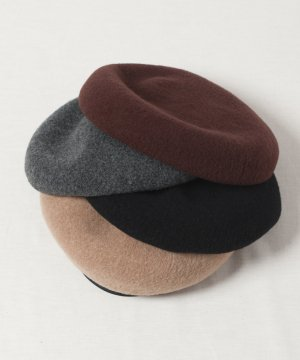 <img class='new_mark_img1' src='https://img.shop-pro.jp/img/new/icons15.gif' style='border:none;display:inline;margin:0px;padding:0px;width:auto;' />【Racal】Wool Basuque Beret / ウールバスクベレー -4色展開-
