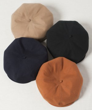 <img class='new_mark_img1' src='https://img.shop-pro.jp/img/new/icons15.gif' style='border:none;display:inline;margin:0px;padding:0px;width:auto;' />【Racal】Moleskin 8Panel Beret Casket / モールスキン8パネルベレーキャスケット -3色展開-