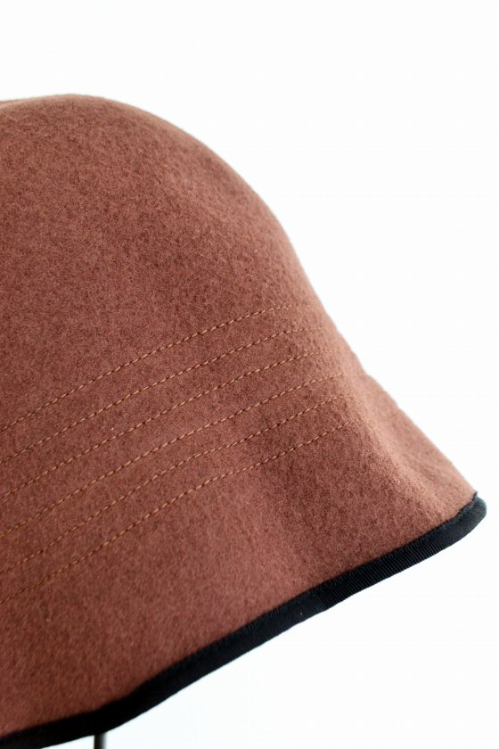 "mature ha.  ""stitch bell hat"" (mens/ladies)"
