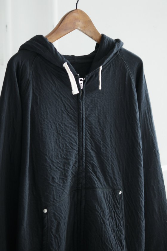 KATO` BASIC ジップパーカー (mens/ladies)
