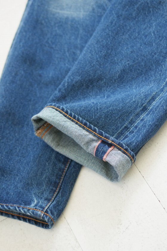 KATO` NEW DENIM 5Pocket Narrow Straight Fit (mens/ladies)