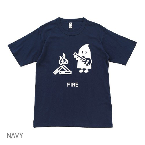 KATO` FIRE Tee (mens)