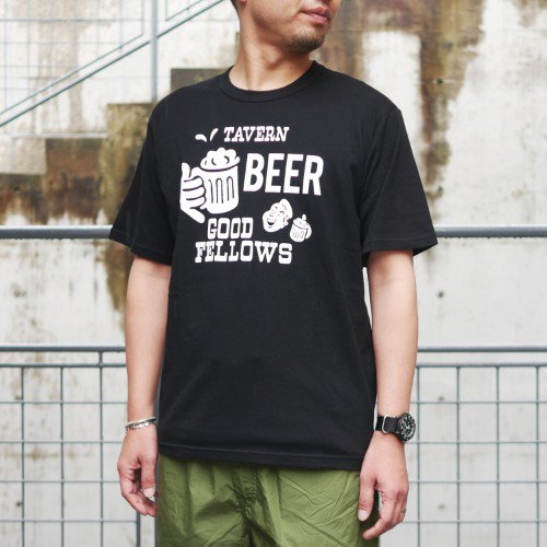 KATO`「BEER」Tee (mens)