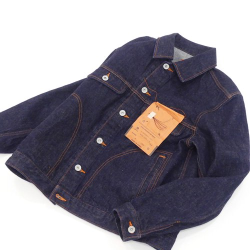KATO` ORIGINAL DENIM Gジャン