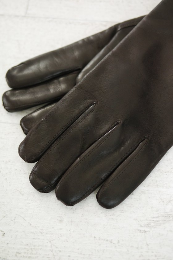 Gloves by Fratelli Forino ラムスキングローブ (mens)