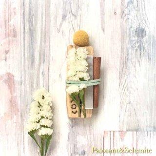 パロサント&セレナイトスマッジバンドル2