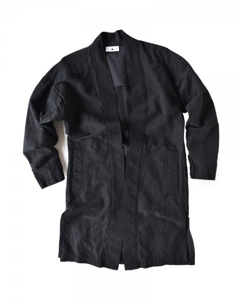 ≪義志≫大和羽織 型第7 黒