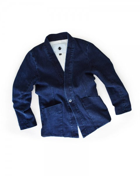 ≪義志≫大和羽織 型第14 藍