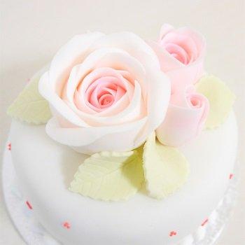母のケーキ