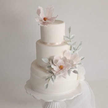 Magnoria Weddingcake