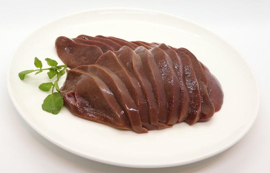 特製豚レバー(味付け冷凍)