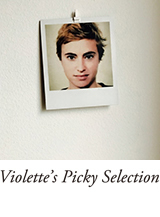 Violette's Picky Selection