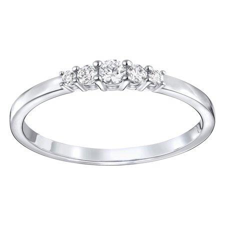 スワロフスキー Swarovski 『Frisson リング』 指輪  5251688