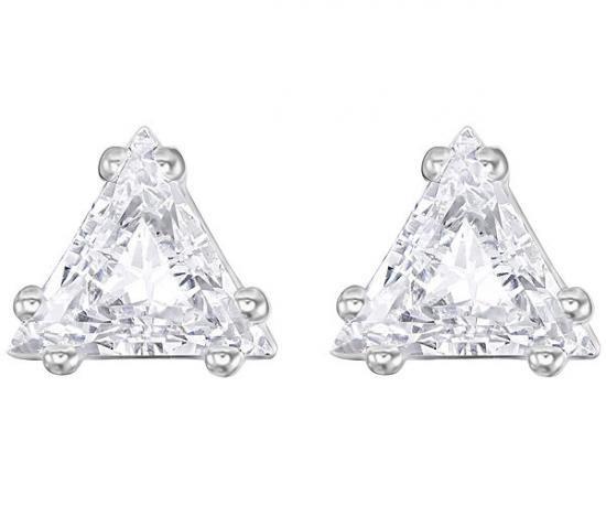 スワロフスキー Swarovski 『Attract Triangle ピアス』 5274074