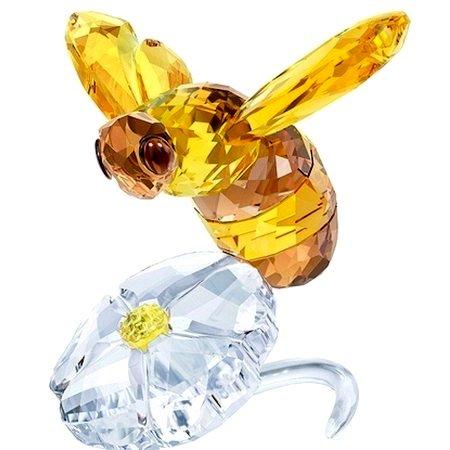 スワロフスキー Swarovski 2017年 SCSイベント限定品 『Bumblebee on Flower』 5244639