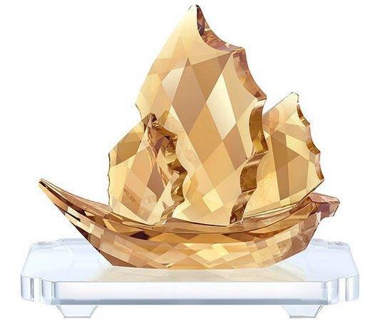 スワロフスキー Swarovski  『帆船』 52...