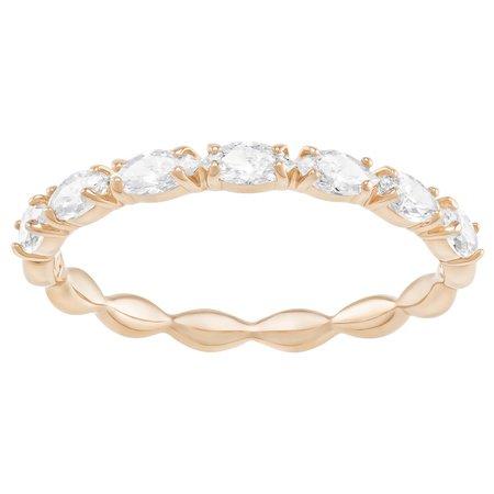 スワロフスキー Swarovski 『Vittore Marquise リング』 指輪  5366583