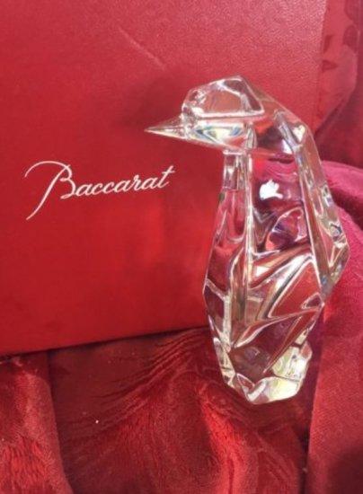Baccarat バカラ 『ペンギン Sculpture ...