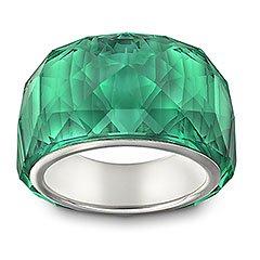 スワロフスキー Swarovski 『Nirvana Petite Emerald リング』 指輪 1166809