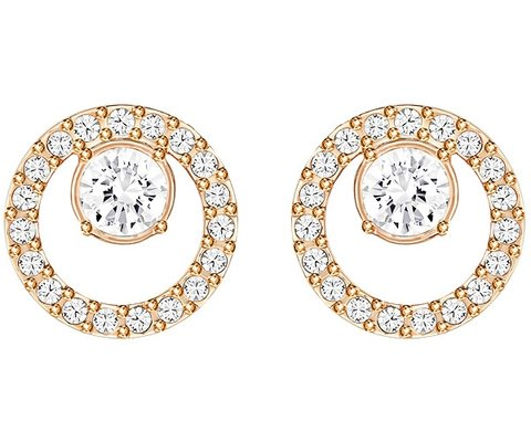 スワロフスキー Swarovski 『Creativity Circle Small ピアス』 5199827