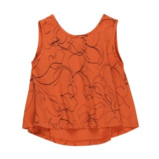 Top Julieta Orange Sketches 2Y-8Y