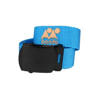 bonito Logo GI Belt Blue