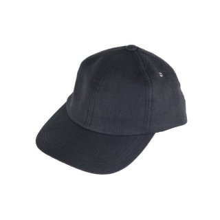 Linen Low Cap Grey