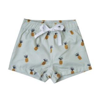 pineapples swim trunk  2Y-7Y
