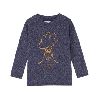 Volcano Long Sleeve T-Shirt 2-7Y