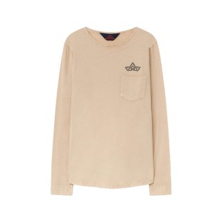 Beige Cricket T-Shirt 2-8Y