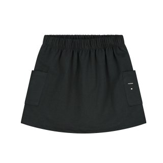 <img class='new_mark_img1' src='https://img.shop-pro.jp/img/new/icons1.gif' style='border:none;display:inline;margin:0px;padding:0px;width:auto;' />Pocket Skirt Nearly Black 2-8Y