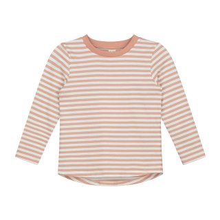 <img class='new_mark_img1' src='https://img.shop-pro.jp/img/new/icons1.gif' style='border:none;display:inline;margin:0px;padding:0px;width:auto;' />L/S Stripe Tee Rustic Clay 2-8Y