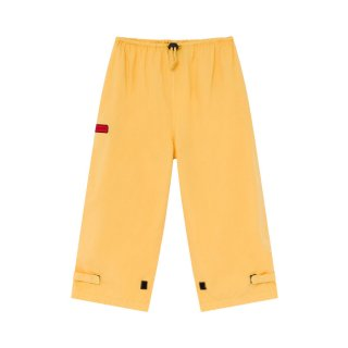 Eel trousers Yellow 4Y-10Y