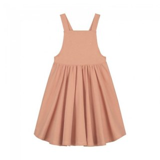 【Last one! 3-4y】Sun Dress Rustic Clay