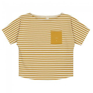 Pocket Tee Mastard - kids 2Y-8Y