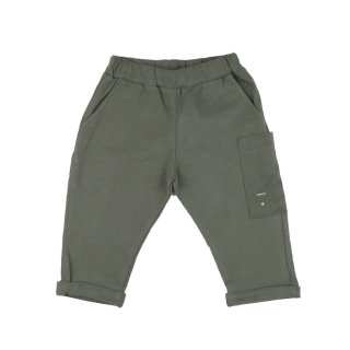 Pocket Trousers Moss - baby  12-24m