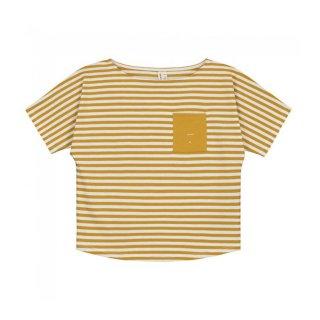 Pocket Tee Mastard -  baby  12-24m