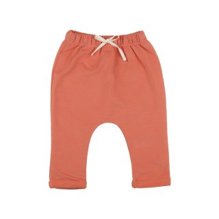 Baby Pants - Faded Red 6m-12m