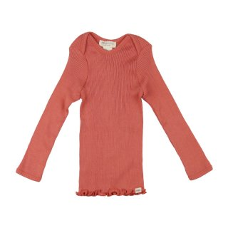 Belfast silk rib tops - Summerred 6-24m