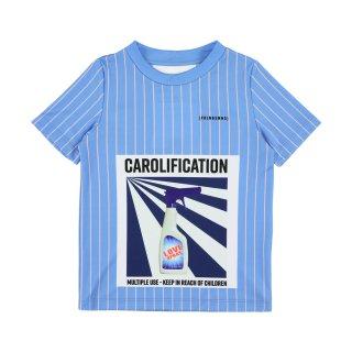 Soccer Shirt Blue 3Y-8Y